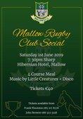 Mallow RFC Dinner Dance