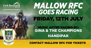 Mallow RFC Goes Racing - Tickets Available!