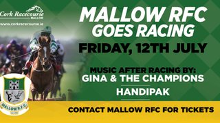 Mallow RFC Goes Racing - Thank You