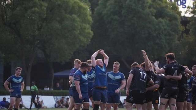 Interested in Playing Rugby in Shanghai?