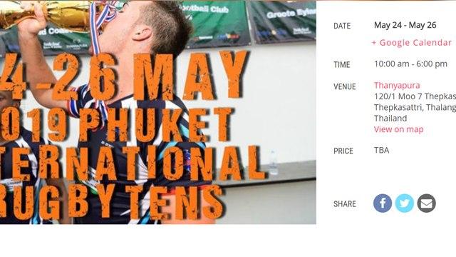 Phuket International Rugby Tens