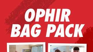Ophir Tesco Bag Pack