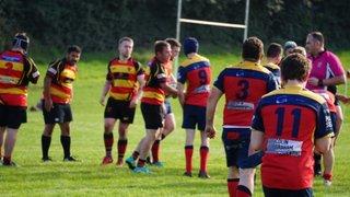 Ophir 1st XV v Ballyclare 3rd XV