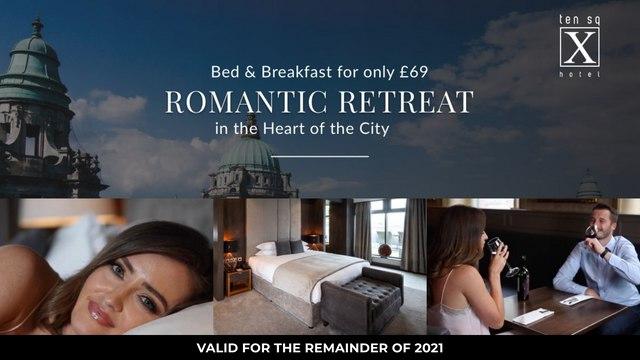 Ten Square Hotel Romance City Break