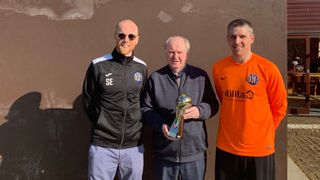 SSMFL Division Two Team of the Month - January