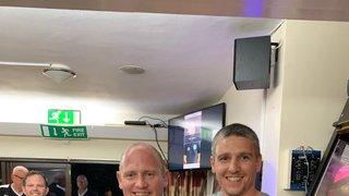 Liam Jahn & Shaun Ennis take home the awards