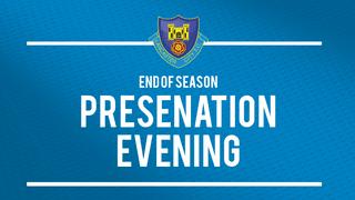 Presentation Evening 2019 Results
