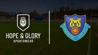 Hope & Glory Sportswear Announced As New Kit Partner