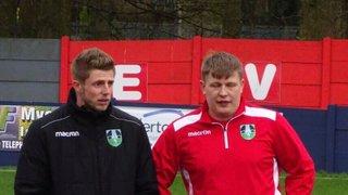 Assistant Manager Josh Brehaut departs the club