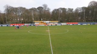 Kidsgrove Athletic 1 Port Vale 2