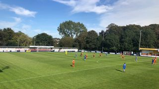 Kidsgrove draw a blank with Glossop North End