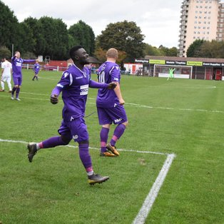 Kingsley Adu-Gymafi scores another screamer but isn't enough to beat Spalding United
