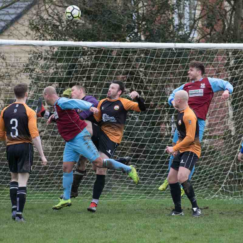 23.03.19 Waddinfton FC 2 Vs Burnley Utd 2