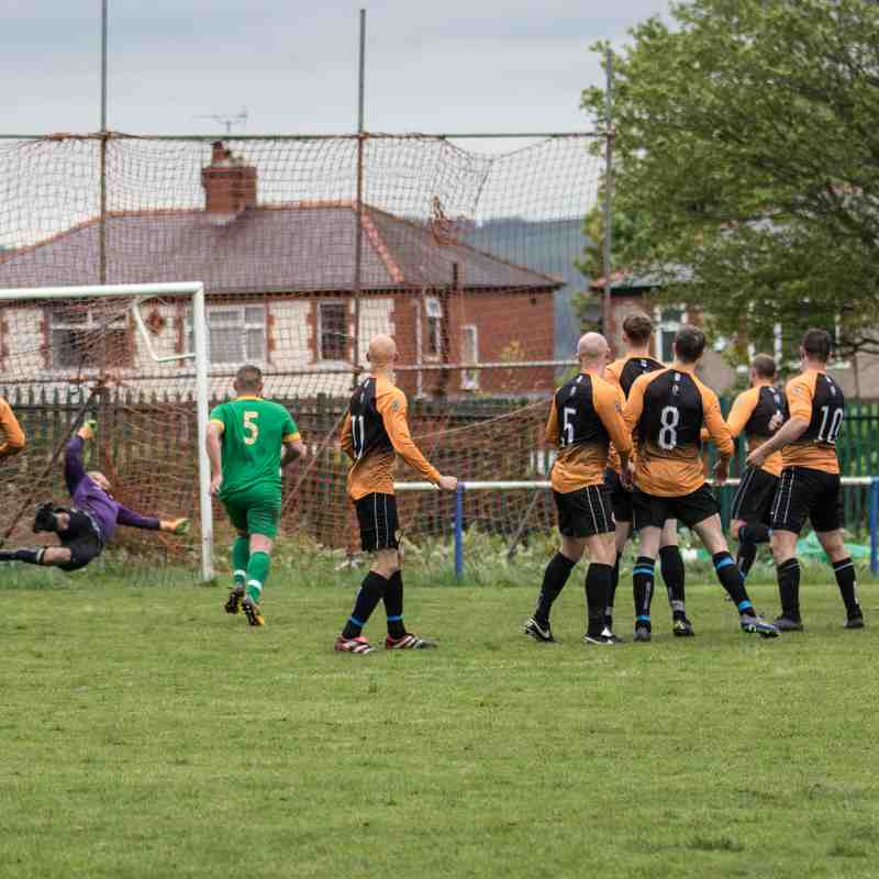08.05.19 Burnley Belvedere 1 Vs Waddington FC 2