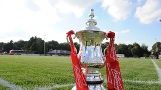 No FA Cup glory for another season!