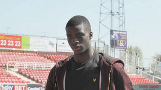 Former Swindon Town player Josue Antonio joins United
