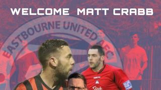 Matt Crabb joins United