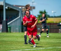 Stamford claimed the pre-season scalp of League Two side Northampton Town with victory in Saturday's friendly at the Zeeco Stadium.