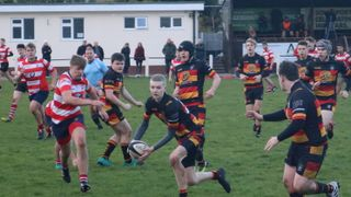 U18 Colts: Vale of Lune 09/12/18