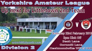Littletown's Second Team at home