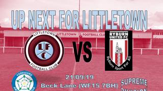 Littletown 5-1 Ryburn United