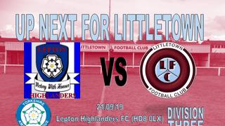 Lepton Highlanders Res.