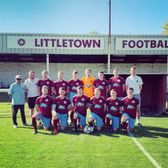 Littletown FC awarded £750 Stay in the Game grant