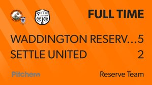 Cup delight for Reserves!