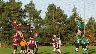 City of Derry 3rd XV vs Enniskillen 3rd XV