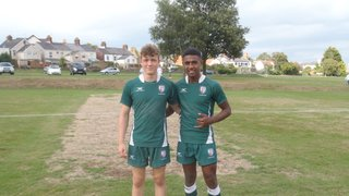Two Ravens selected for London Irish U16's