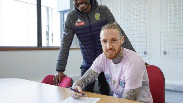Marcus Maddison commits to Spalding United