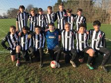 Thame U14's Are Looking For New Players For The 2019/2020 Football Season