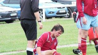 Milton 1st v Maidenhead United Res
