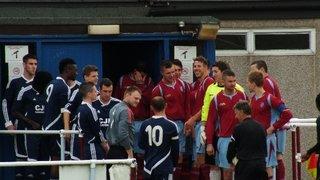 first team photos v Woodley United