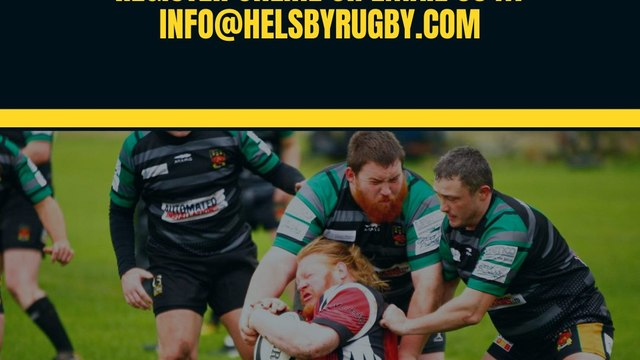 RUGBY IS BACK!!!!