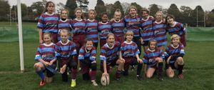 Hove U13 Girls 20 - 20 Lewes U13 Girls