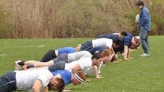 Pre-Season training starts 2nd July