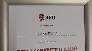 RFU Accredited Club 2019