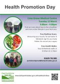 Health promotion Day 12th March