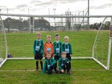 New Under 7s Boys Kick off 1st season