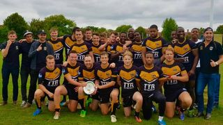 Brixton Bulls win the London & South East Championship for a second year in a row!