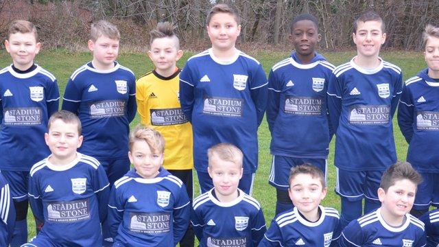 U12 Blues - Team 15