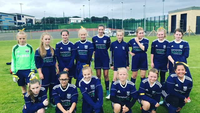 U15 Girls - Team 8