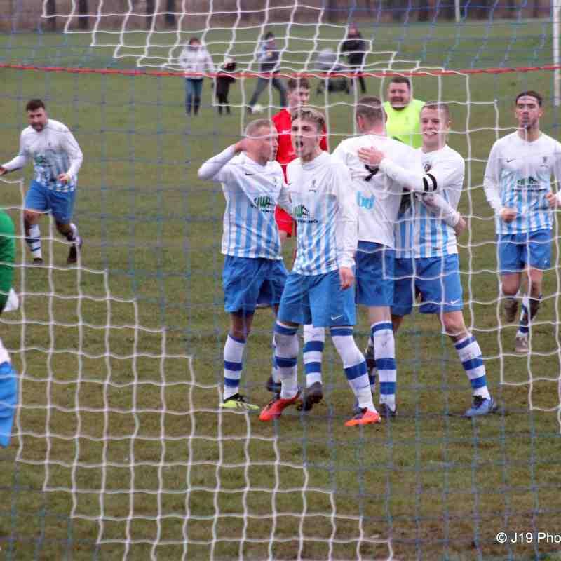 vs. AM Soccer (H) - 05/01/19