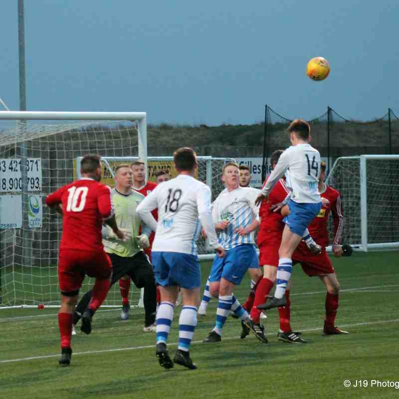 vs. Leven United (A) - 04/01/20