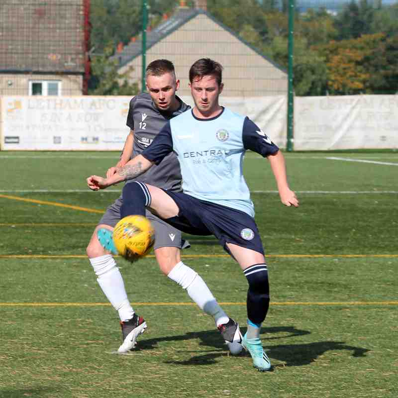 vs. Letham (A) - 19/09/20