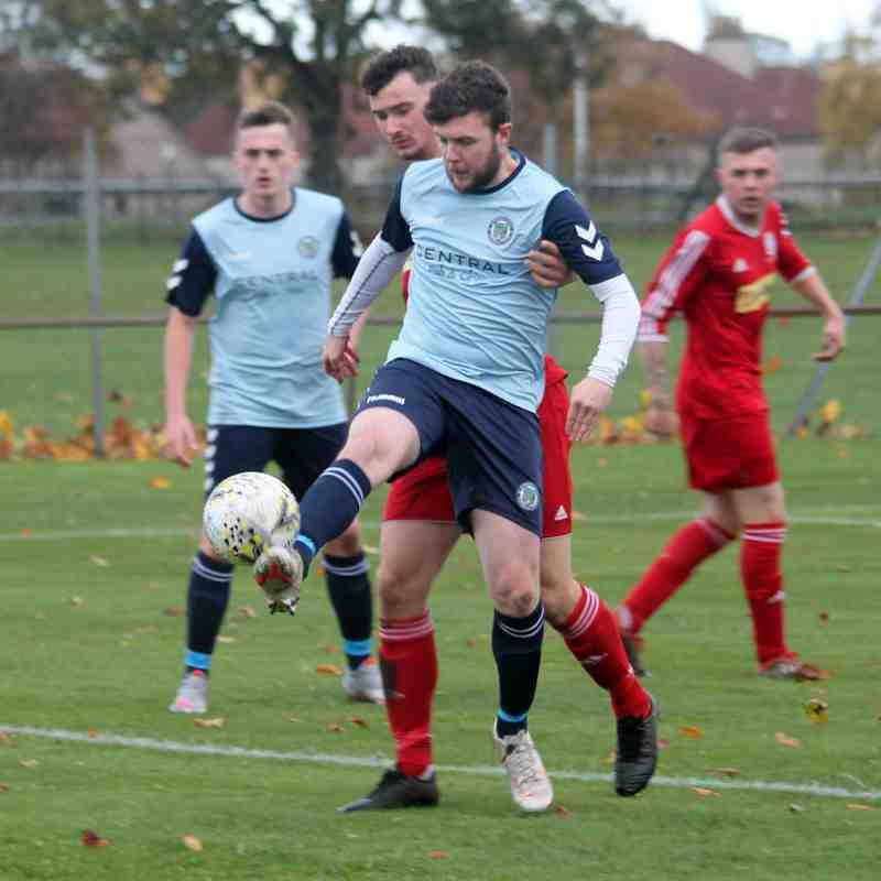 vs. Leven United (A) - 31/10/20