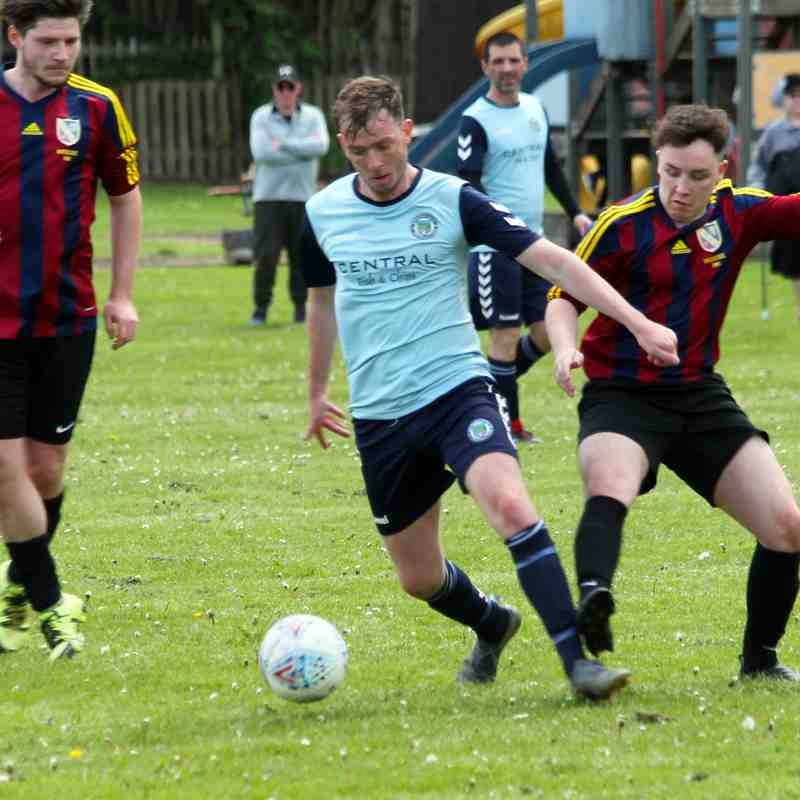 vs. Glenrothes (A) - 22/05/21