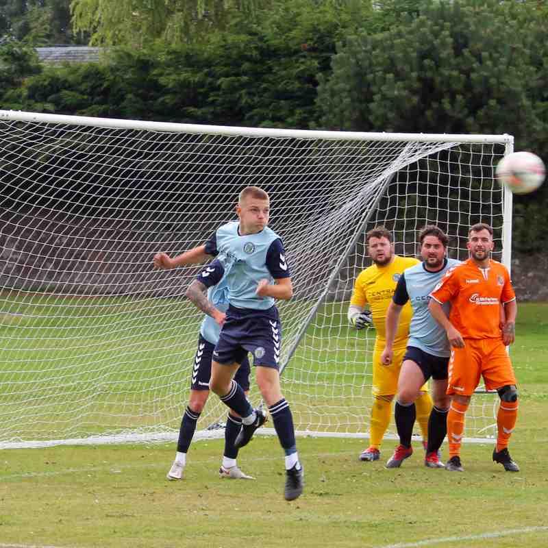 vs. Lochgelly United (H) - 07/08/21