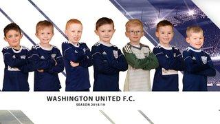 U8 Whites - Team 32